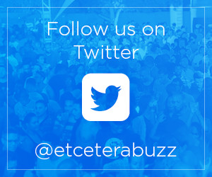 Follow etceterabuzz on Twitter