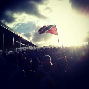Trinidad and Tobago makes it to the top 50 on the list of happiest countries in the world.