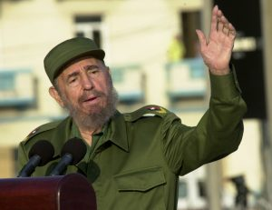 90 year old Fidel Castro- the former President of Cuba who ruled with an iron fist for years, has died.