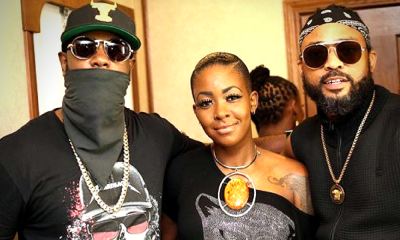 "Bunji Garlin as a ""Bandit"""