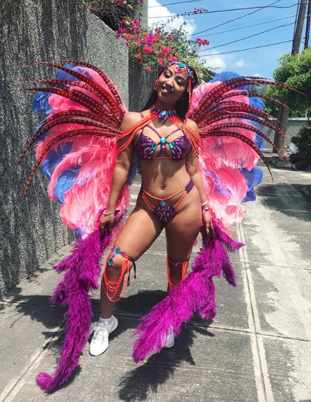Porn trinidad carnival porn