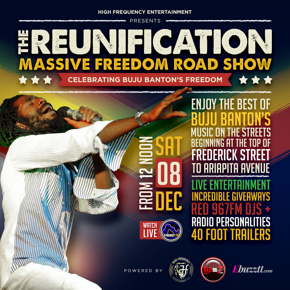 The Reunification Road Show